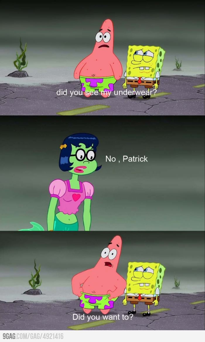 spongebob quotes the movie porn