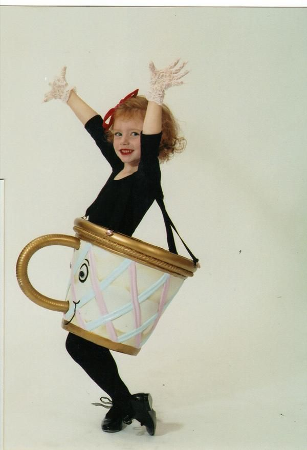 Chip Teacup Costume | Chip The Teacup