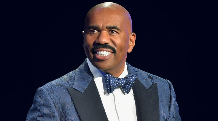 Broderick Stephen Harvey born in Welch, West Virginia, the U.S. On 17 January 1957 is an American comedian, television host, producer, actor, and writer. Steve Harvey Net Worth is....