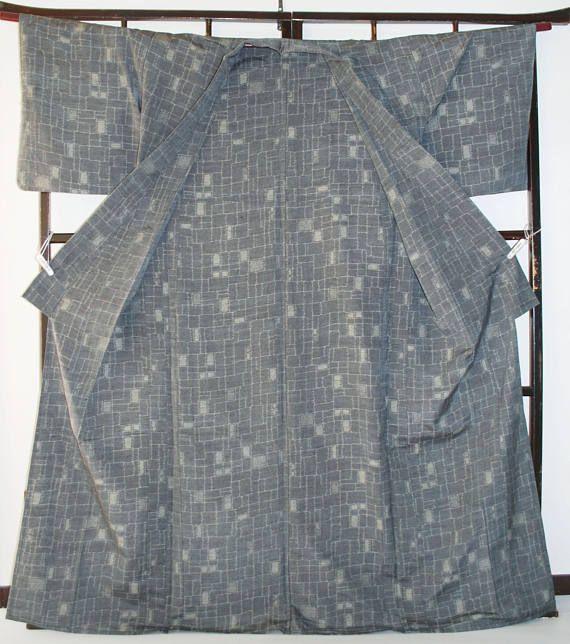 ON SALE Mens kimono Mens yukata Men kimono Japanese kimono