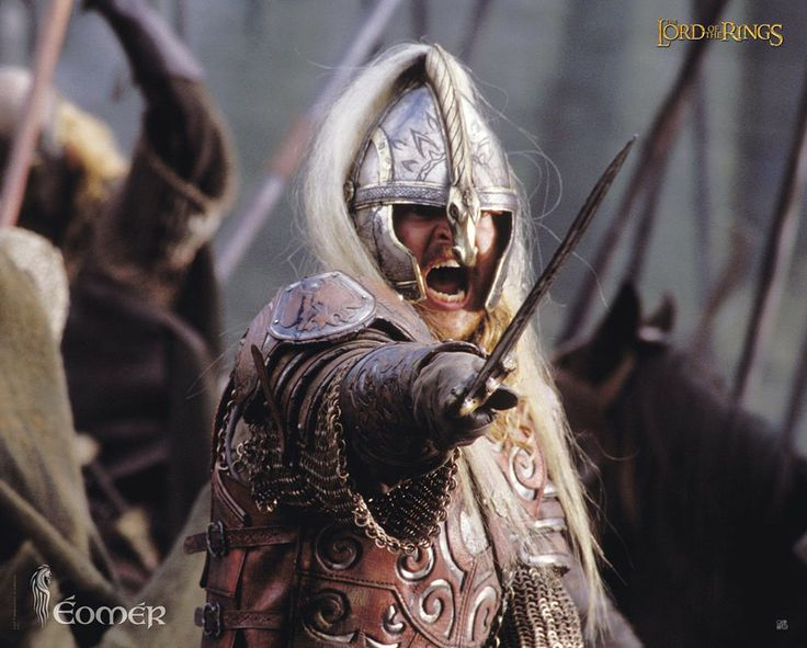 lord of rings eomer    Lord of the rings poster Eomer 2 - ABYstyle Studio