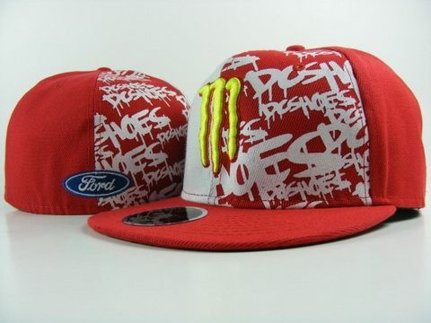 MONSTER Fitted hat 048