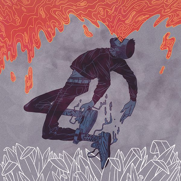 "Quebonafide ""Egzotyka"" | album cover on Behance"