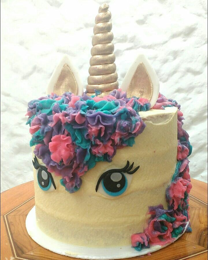Torta unicornio Unicornio cake