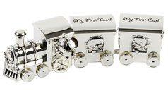Silver Tooth & Curl Keepsake $34.00 #angelicbabyboutique #babyhampers #babygifts #babygirl #babyboy #unisexba…