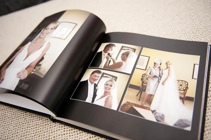 wedding album design | coffee table book | karena + paul » boots