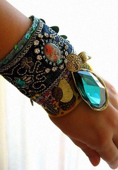 boheme style bracelets ♥✤ | Keep the Glamour | BeStayBeautiful