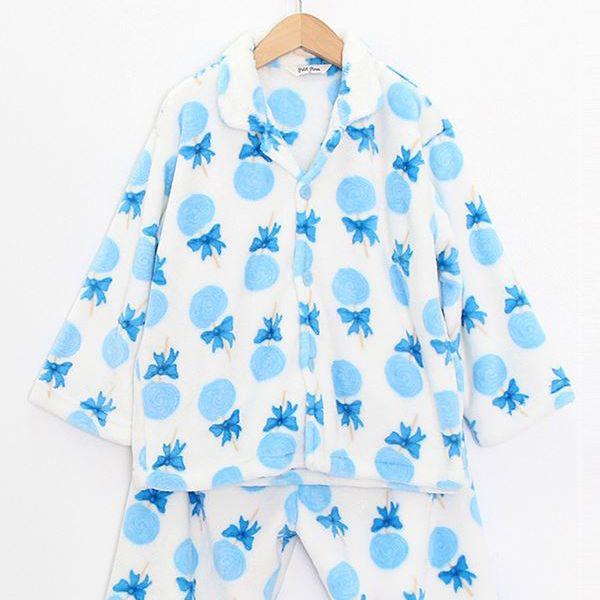 CANDY Microfiber boy sleepwear, pajama party kids, good quality, soft , cozy made in KOREA.