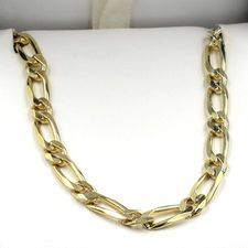 Shop for - 9ct Gold Figaro 11 Chains