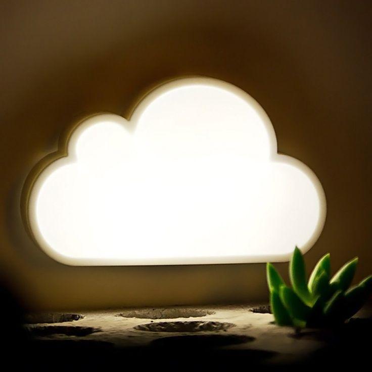 Bildresultat för cloud lamp silhouette