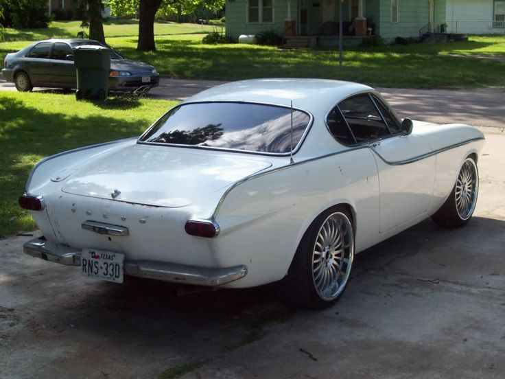 Swedespeed Forums - 66 Volvo P1800 Custom Build ( Pro-Touring Ls1 V8, Body Mods, and Flush Mount ...