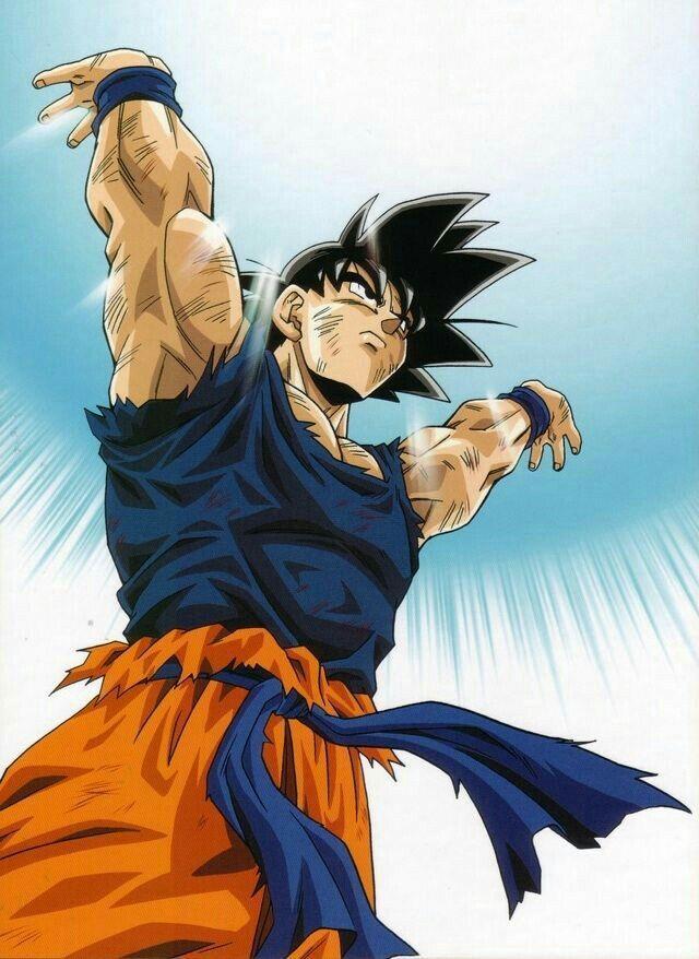 Goku (Genkidama)
