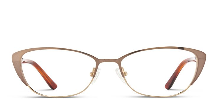 The Peachtree is a luxurious cat-eye frame that leaves a lasting impression. Featuring golden streaks on the rims and arms, creating a hypnotizing color blend that's impossible to ignore.