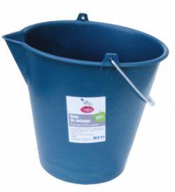 Seau de ménage - La droguerie écologique - Fabriqué à 100% à partir de plastique recyclé en Europe Occidentale.