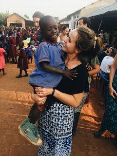 thelittleduckwife: Week in Africa