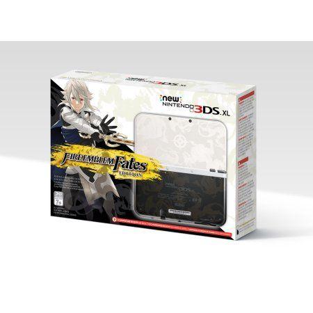 Nintendo 3DSXL - Fire Emblem Fates Edition - Nintendo 3DS
