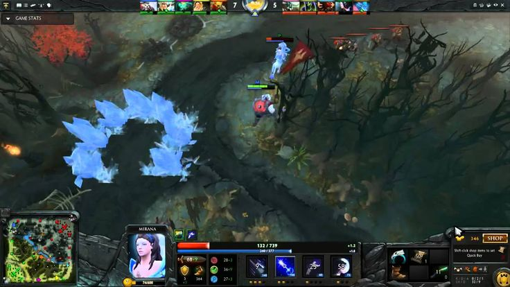 Dota2 Live Stream - Radiant Vs Dire (16.09.2015)
