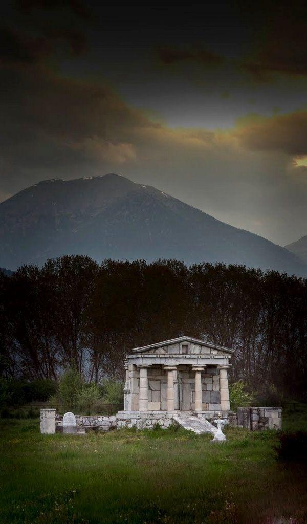 Mantineia ~ Arcadia (Peloponnese), Greece | by Panos T. Mourlas