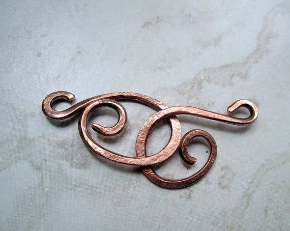 Top 123 ideas about jewelry parts on pinterest for Hammered copper jewelry tutorial