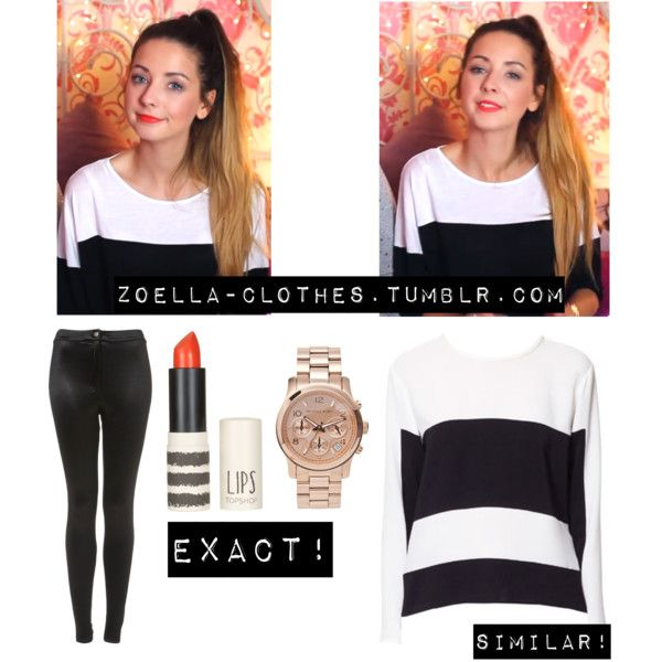 """Zoella Outfits By zoella-clothes on polyvore. """""""