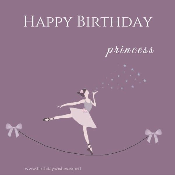 336 Best Images About Birthday On Pinterest Birthday Happy Birthday Wishes For Princess
