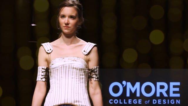 A promo video for O'More College Fashion Show 2016 by Nashville Film Institute alumni Marci Badman