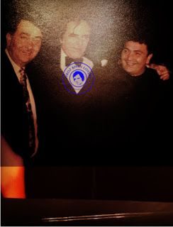 Very old and rare picture .. Combine late Feroz Khan sahab ,Rishi Kapoor