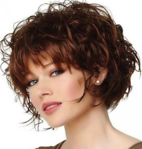 tagli di capelli corti moderni | MODA TAGLI CAPELLI 2014: CAPELLI CORTI E RICCI DA COPIARE ...