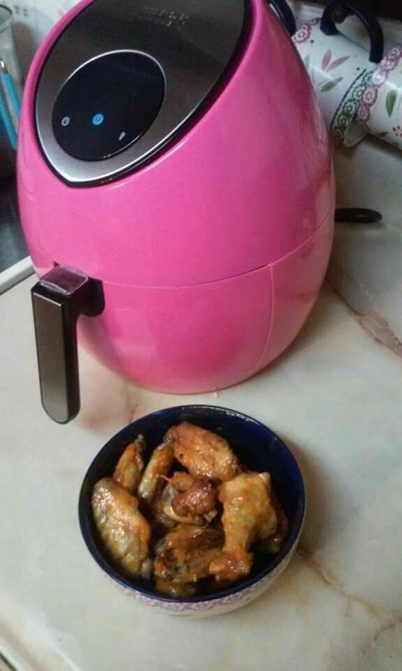 Todd English Bubblegum Pink Digital | Air Fryer Recipes in ...