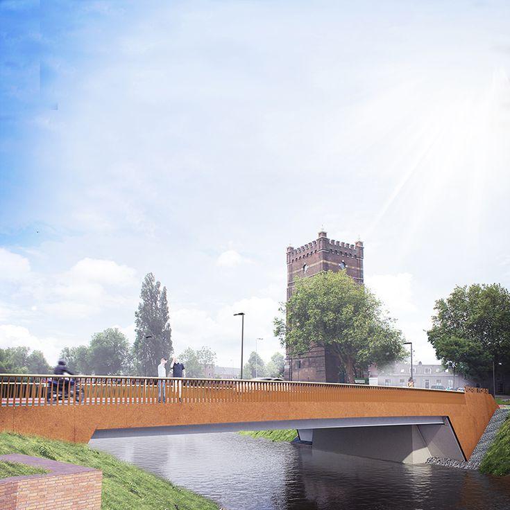 De locatie van de #Bartenbrug vormt het (noord)oostelijke hoekpunt van de historische binnenstad van #'sHertogenbosch. De brug ligt op één van de historische stadsradialen en vormt de schakel tussen twee werelden binnen en buiten de vesting. De nieuwe BartenbrugLees verder #wurck #wurckprojects