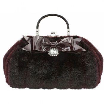 My Flat In London Trust Fund Baby Jubilee Mink Frame Bag