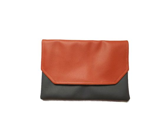 Bridesmaid Clutch Vegan Clutch Crossbody Bag by Monalinebags