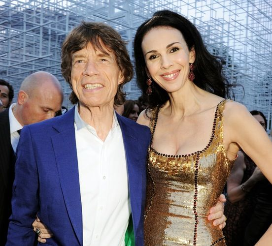 REPORT: Mick Jagger's Late Girlfriend L'Wren Scott's Fashion Label to Close One Year After Her Death