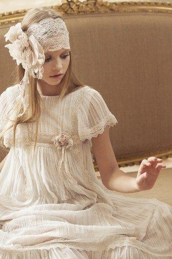 Vestido de comunión Tokio de Hortensia Maeso