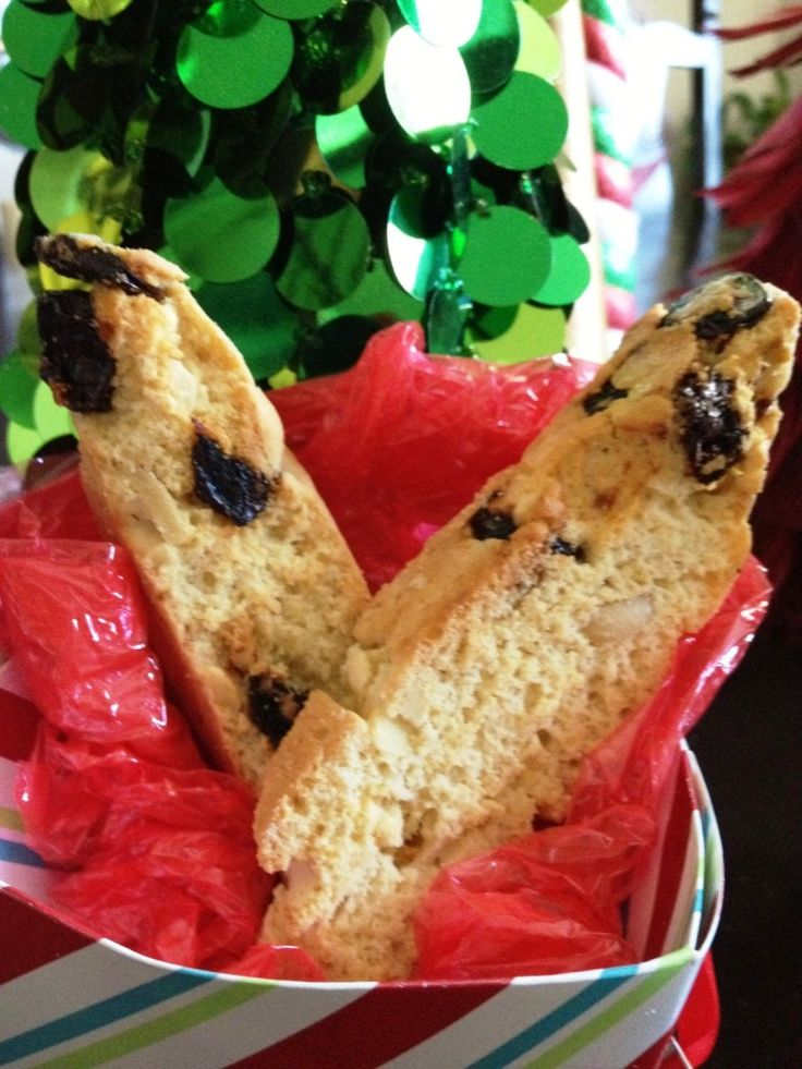 1000+ images about RECIPES-Biscotti on Pinterest | Biscotti, Biscotti ...