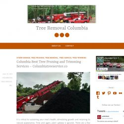 Columbia Best Tree Pruning and Trimming Services  | Visual.ly