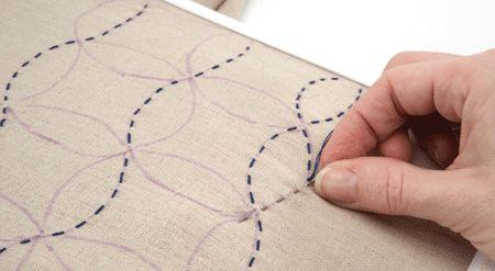 sashiko-vertical-stitch tutorial