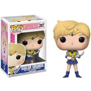 Sailor Moon Sailor Uranus Pop! Vinyl Figure: Image 2
