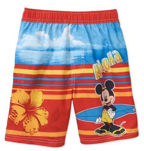 Disney Mickey Mouse Aloha Surf Boys Swim Trunks (5T) Disney http://www.amazon.com/dp/B00K6KIA56/ref=cm_sw_r_pi_dp_iEgaub15F8EBS