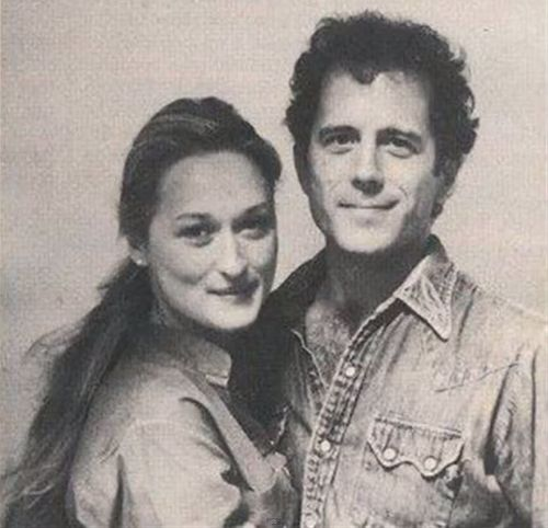 Wife and husband, Meryl and Don