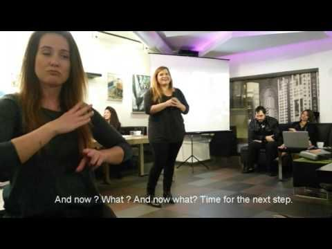 9η Συνάντηση Εθελοντών Αθήνας 5/12/2016 - YouTube
