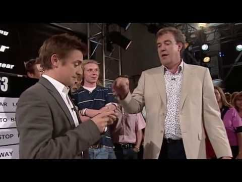 Top Gear really hates Meat Loaf - YouTube