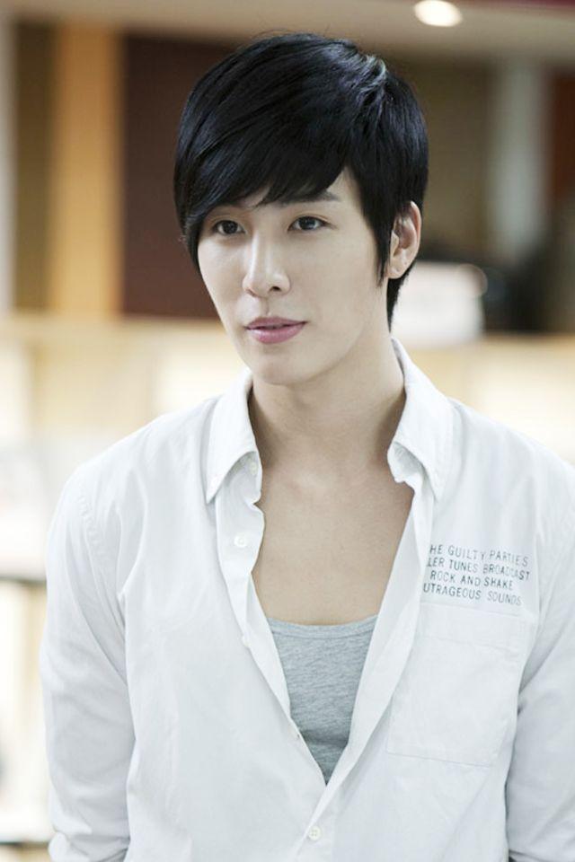 No Min Woo........................mysterious
