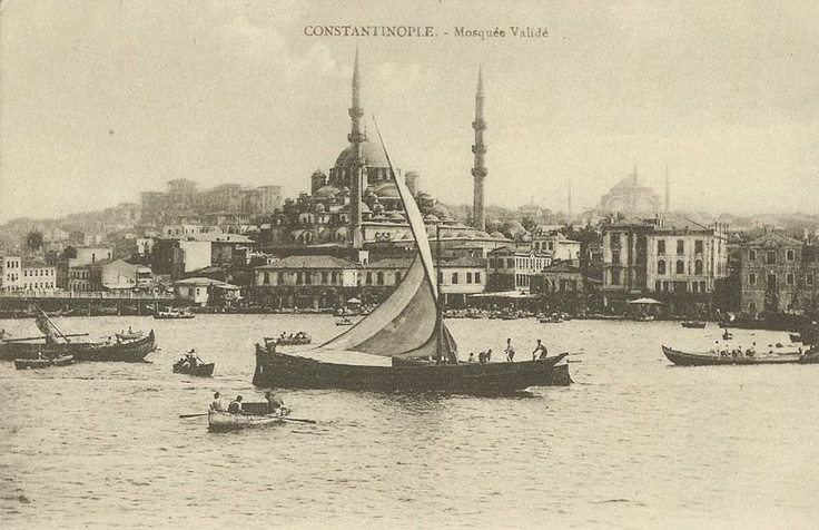 Valide Mosque, Istanbul.
