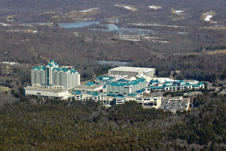 Pequot casino new london