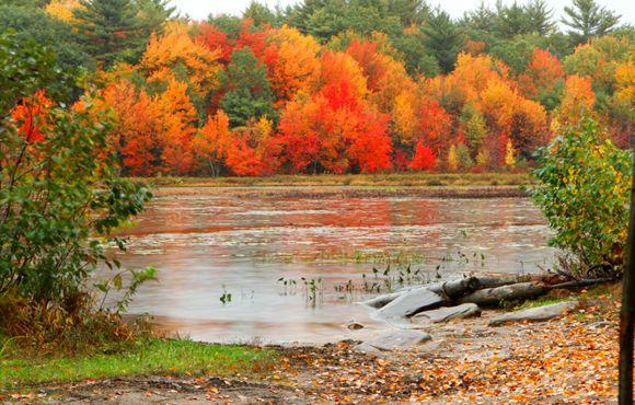 15 Popular Fall Camping Spots | ACTIVE