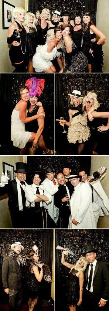 The Ultimate Inspiration for a Roaring Twenties Wedding