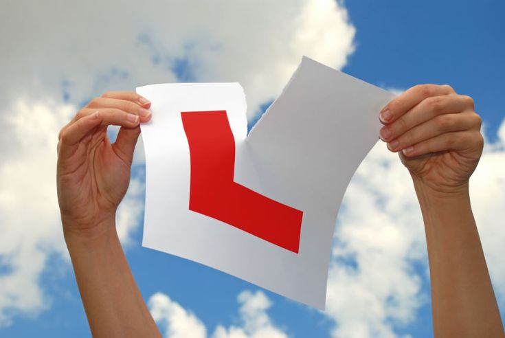 Pass my driving test after the fourth attempt!