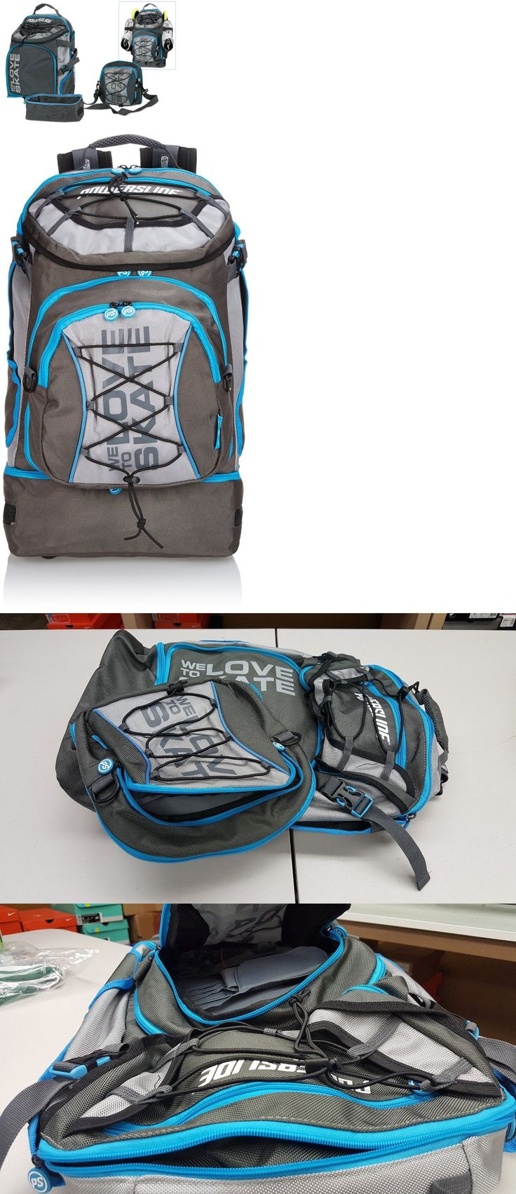 Other Inline and Roller Skating 1301: Powerslide Pro Backpack From Inline Warehouse Brand New 907004 -> BUY IT NOW ONLY: $84.95 on eBay!