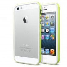 Forro iPhone 5 Spigen SGP Neo Hybrid EX Slim Snow Series - Lime  CO$ 92.919,36